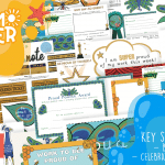 Take Back Your Summer KS2 Week 4 Being Proud and Celebrating Achievements