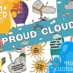 Take Back Your Summer FREE – Our Proud Cloud Display Pack