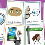Children's Behaviour Prompt Cards