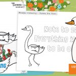 Wellbeing Wednesday Autumn Week 2 Mindful Colouring