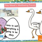 Wellbeing Wednesday Autumn Week 2 Weekly Display Focus