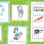 Early Years EYFS Visual Timetable Cards