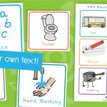 Editable Early Years EYFS Visual Timetable Cards