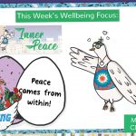 Wellbeing Wednesday Autumn Week 3 Weekly Display Focus