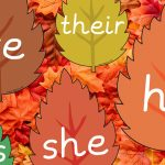 Autumn Leaves Tricky Words