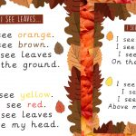 I See Leaves Autumn Poem