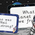 Space Themed Inquiry Questions KS1