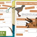 Dinosaur Maths Measuring Heights Challenge