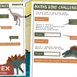 Dinosaur Maths Measuring Height Challenge