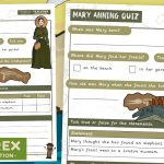 Who Was Mary Anning? Comprehension Questions