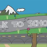 Walk To School Display Banner