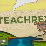 TeachRex Dinosaurs Display Banner