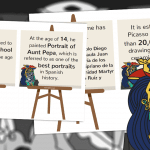 Pablo Picasso Fact Cards