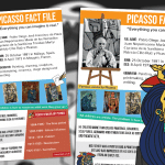 Pablo Picasso Fact File