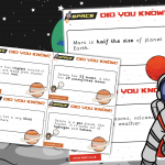 Planets – Did You Know? Fact Cards
