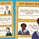 Famous Nurses in History Debate Cards