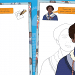 Draw or Trace Mary Seacole