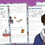 Mary Seacole Missing Words Comprehension
