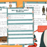 Edith Cavell Reading Comprehension