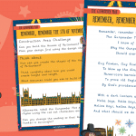 Bonfire Night Nursery Rhyme Activity Pack
