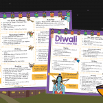 Diwali Curriculum Ideas Map