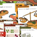 Dinosaur Maths Challenges