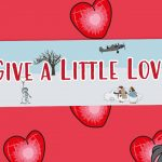 Give a Little Love – Display Banner