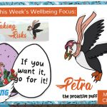 Wellbeing Wednesday Autumn Week 11 Weekly Display Focus