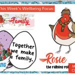 Wellbeing Wednesday Autumn Week 12 Weekly Display Focus