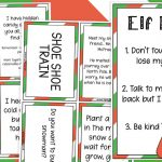 Elf on the Shelf Notes and Rules