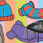 Winter Hats and Scarves – Matching Words and Numbers to 20