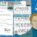 Discuss The Life Of Louis Braille Activity