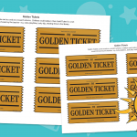 Rewards – Golden Tickets