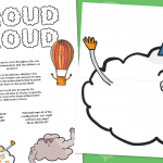 Proud Cloud Whole Class Display