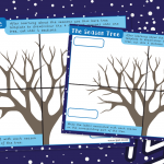 The Season Tree Winter Activity