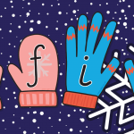 Winter Gloves – Alphabet