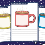 Why do we like Winter? Mug Activity
