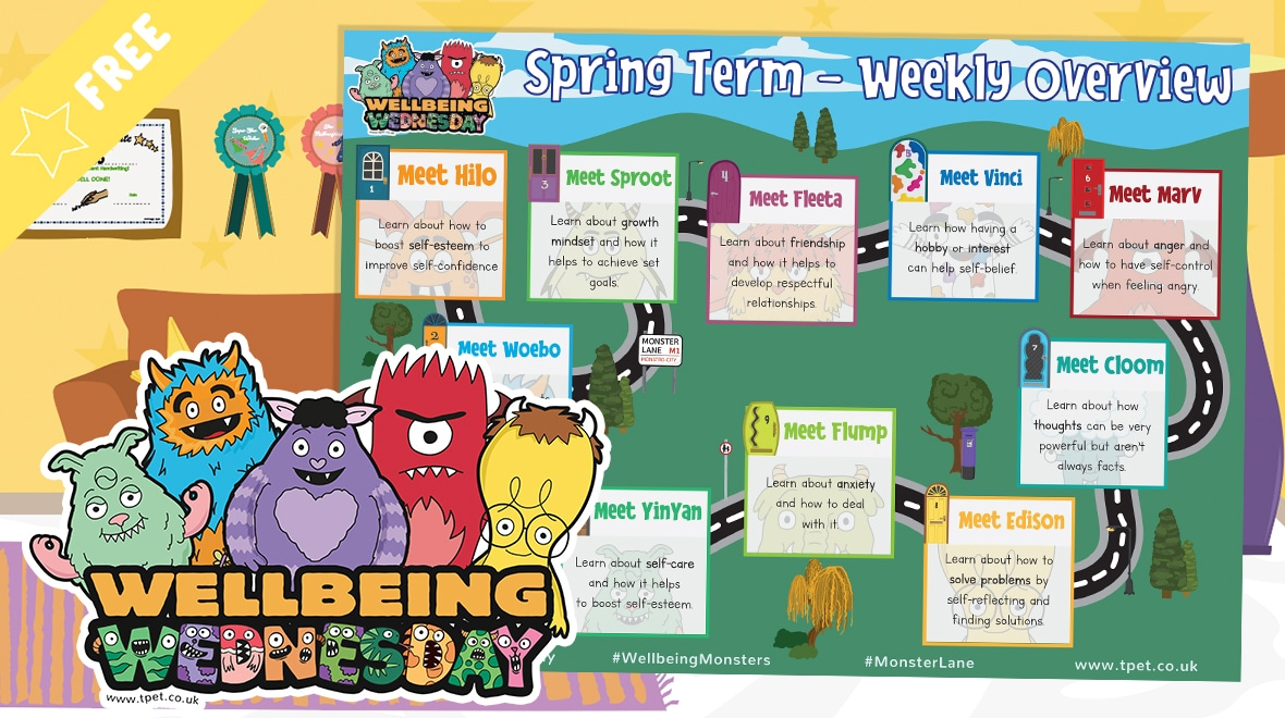 //tpet.co.uk/wp-content/uploads/edd/2021/01/tp-f-4474-wellbeing-wednesday-spring-monsters-overview.jpg