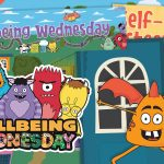 Wellbeing Wednesday Monsters Spring Display Pack