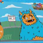Wellbeing Wednesday Monsters Story Chapter 2 – Worry (KS2)