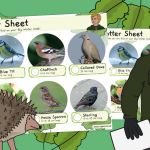 The Big Winter Walk Wildlife Spotter Sheets