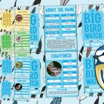 The Big Bird Watch – Top Trump Cards