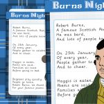 Burns Night Original Poem
