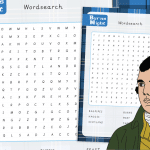 Burns Night Wordsearch
