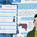 Celebrating Burns Night Story and Reading Quiz KS1
