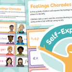Feelings Charades – Self-Expression Mental Health Activity