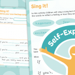 Sing It! – Self-Expression Mental Health Activity