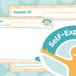 Invent it! – Self-Expression Mental Health Activity
