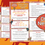 Chinese New Year Early Years Curriculum Ideas