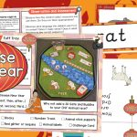 Chinese New Year Tuff Tray Activity Pack